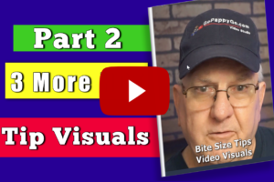 3 More Hot Tips for Web Video.