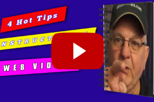 4 Hot web video tips